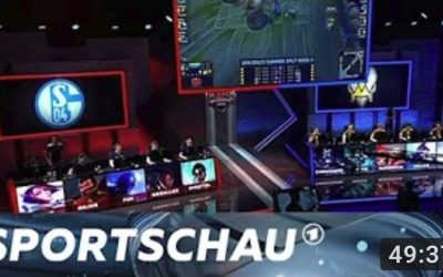 eSport – Vom Schmuddelkind zum Shootingstar